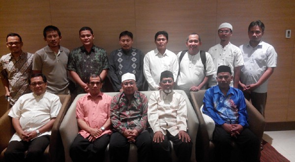 Musyawarah Kerja Ponpes Assalam Arya Kemuning 2014