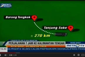 Dakwah di Pedalaman Kalimantan (1): Cahaya Hidayah di Tanjung Soke