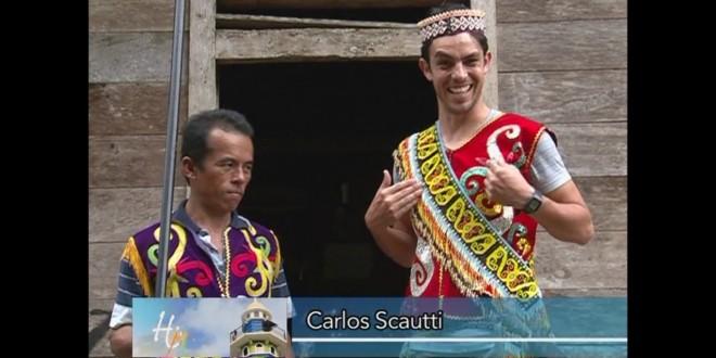 [Trans7 Hijrah] Carlos Scautti: Meneropong Komunitas Muslim Dayak