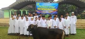 Qurban Untuk Kampung Binaan Pedalaman Kalimantan Timur