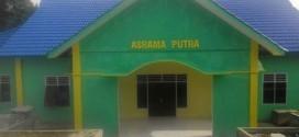 Pembangunan Asrama Santri Putra
